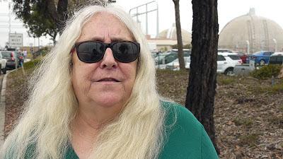 Carol Jahnkow, Peace Resource Center San Diego