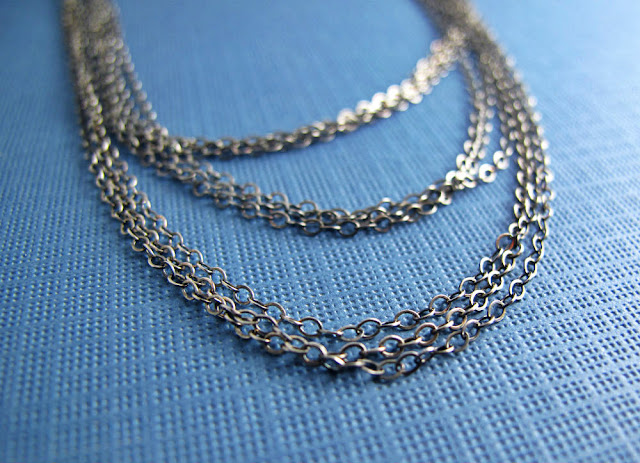 Portland Saturday Market Necklace by Beth Hemmila of Hint Jewelry