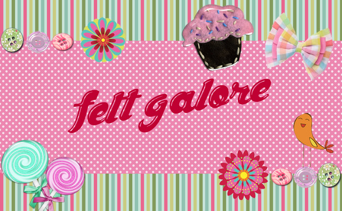 felt galore