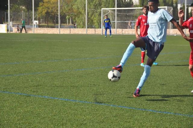 Luis Rafael Polanco Drew en el fútbol de Castilla La Mancha