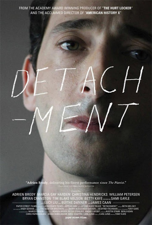 Filme Detachment   Legendado