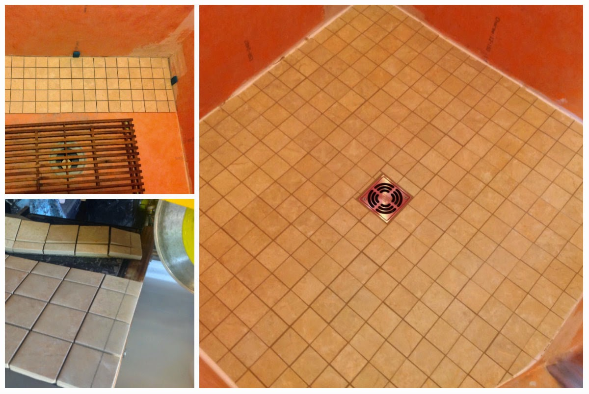 Bostick Urethane Grout For Mosaic Floor Tile
