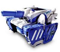 Mainan Robot Solar 3 In 1, Bisa Dirakit Dengan 3 Bentuk Berbeda