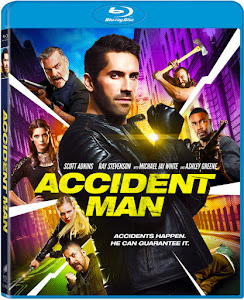 Accident Man Poster