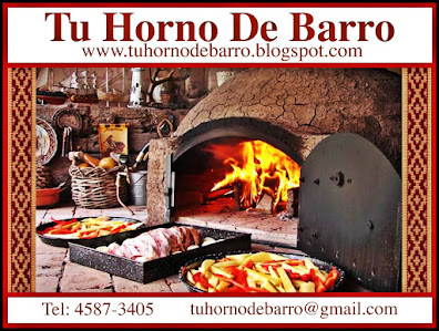 Tu HORNO de BARRO telefono 4-731-3600