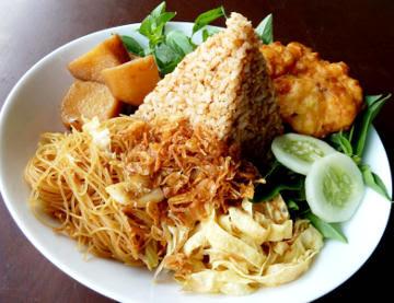 Resep Makanan Kesukaan: Resep Masakan Nasi Ulam