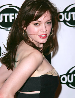 Rose McGowan Beautiful Wallpaper