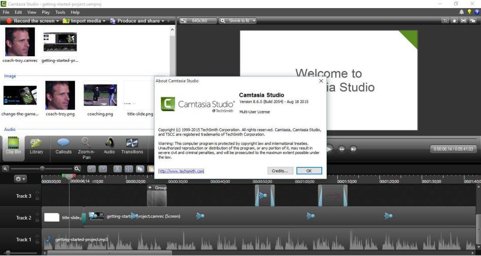 camtasia studio free full download with serial key