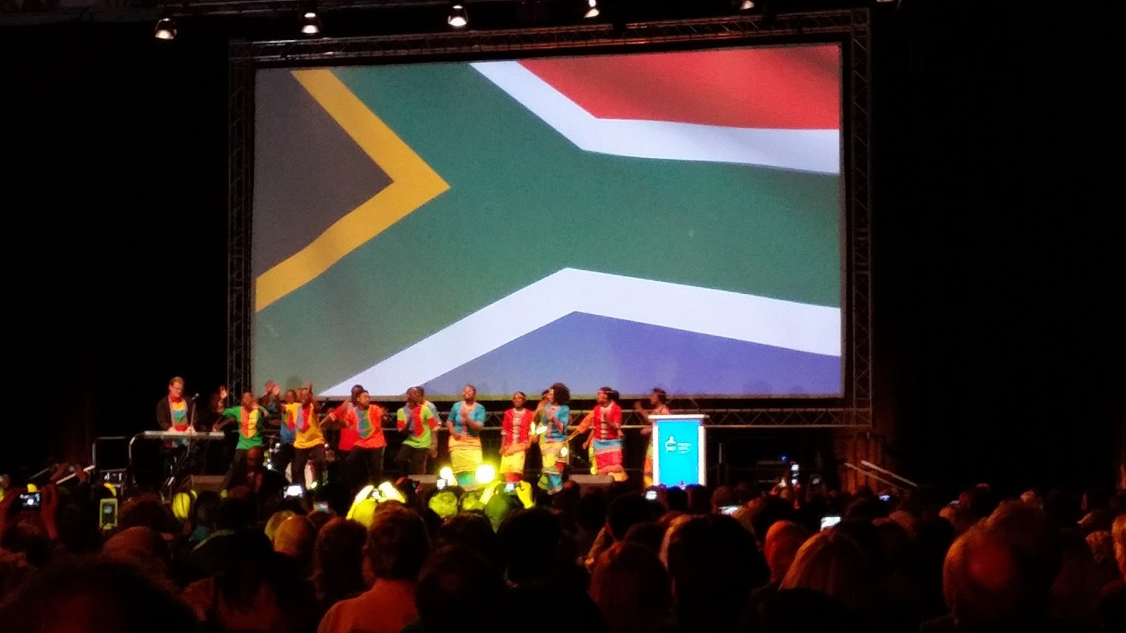 Ifla Wlic 2015 Cape Town Peer Support From Around The World  Ifla First  Timer's View