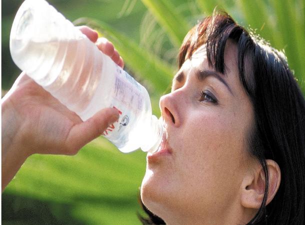المياه المعدنية
