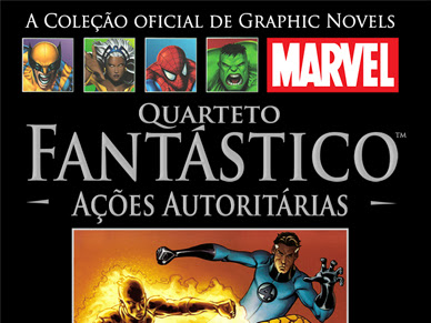 [Atualizada] Lançamentos de julho: Coleções Marvel de Graphic Novels Salvat