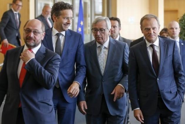 ΕΥΡΩΠΗ- Σχεδιάζουν χωρίς τους... πολίτες της