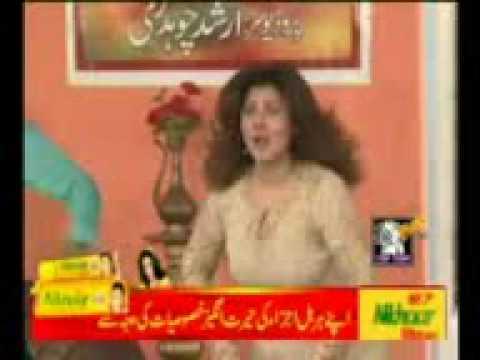 saeyan je a main tanu mujra sikhawan -Hinna shaheen hot mujra