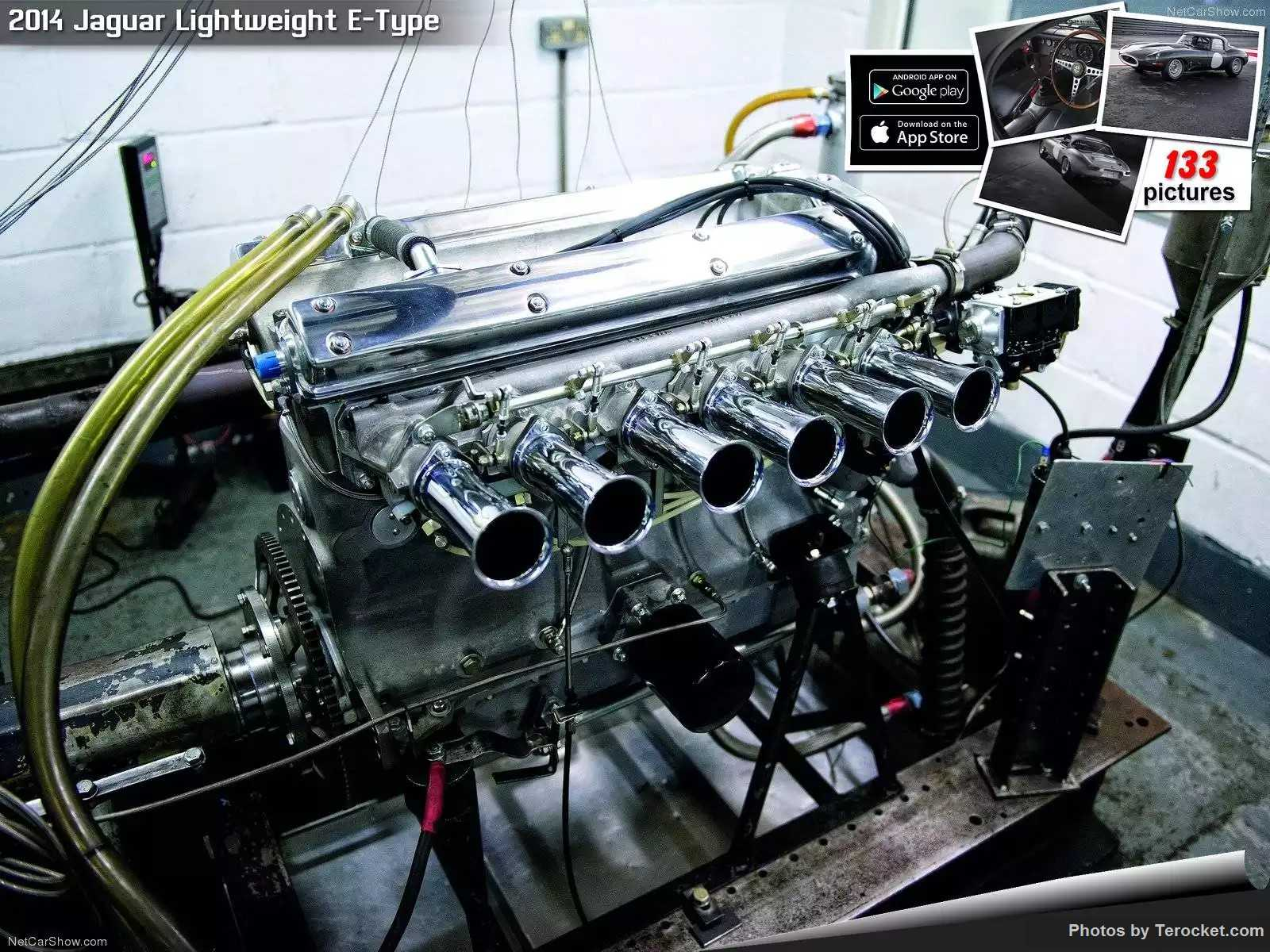 Hình ảnh xe ô tô Jaguar Lightweight E-Type 2014 & nội ngoại thất