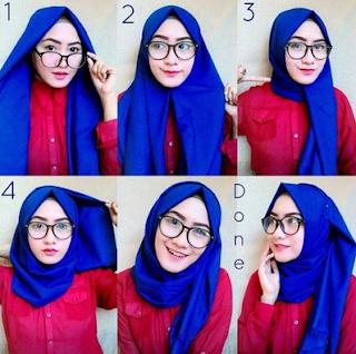 Permalink to Tips Cara Memakai Jilbab yang Praktis dan Cantik Bagi Perempuan Muslimah
