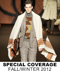 ● COBERTURA ESPECIAL: Fall/Winter 2012 Menswear ●