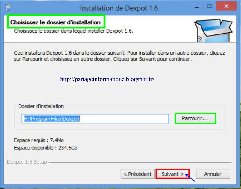 partage informatique utilisation de bureau virtuel sous windows 8