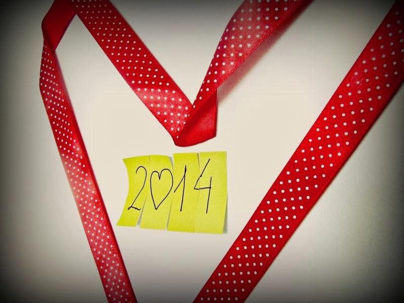 blog decoupage 2014 życzenia noworoczne Eco Manufaktura