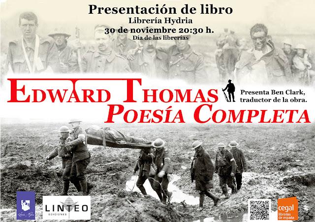 Edward Thomas Poesía