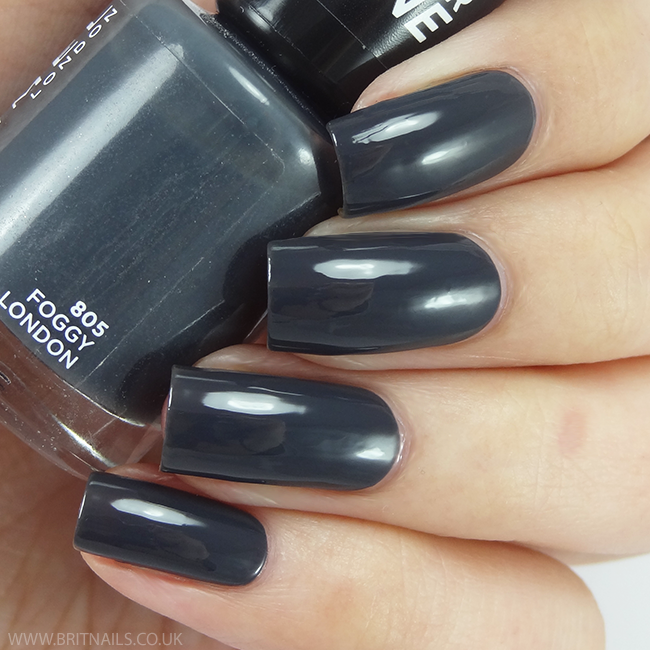 Rimmel Foggy London