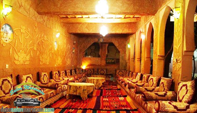 Boutique salon marocain 2016 2015 - Les salons traditionnels marocains ...