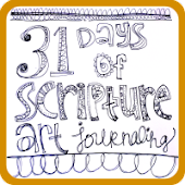 31 Days of Scripture Art Journaling