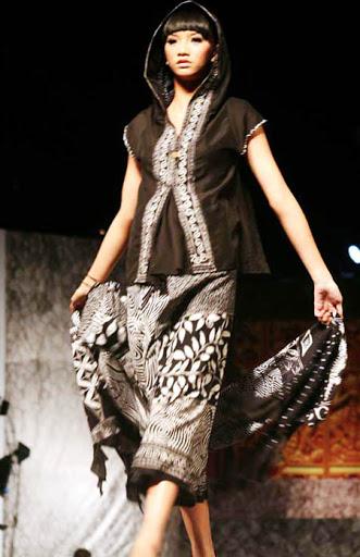 Model Baju Batik Modern Untuk Remaja