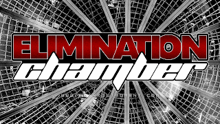 WWE fonts Elimination Chamber logo