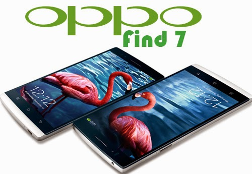 Oppo Find 7 Price & Specification