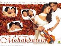 Mohabbatein - Aankhein Khuli Ho Ya Ho Bandh