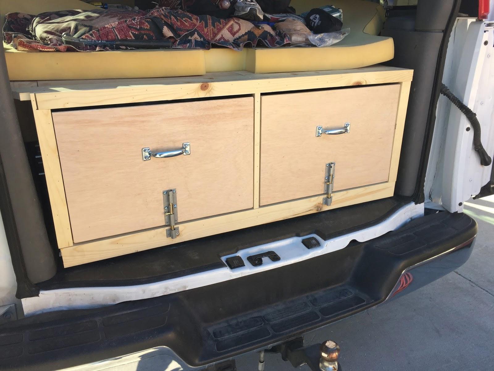 Toponautic Outdoor News Events Recipes Diy Chevy Van