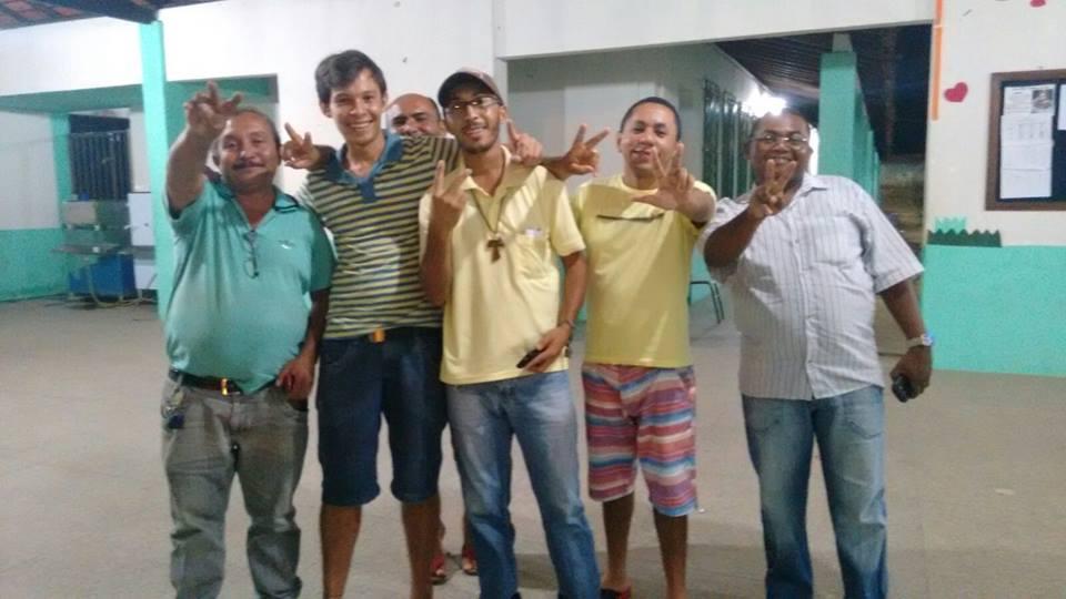 Mensagem de Nadilson Santos, candidato eleito ao Conselho Tutelar de Cristino Castro