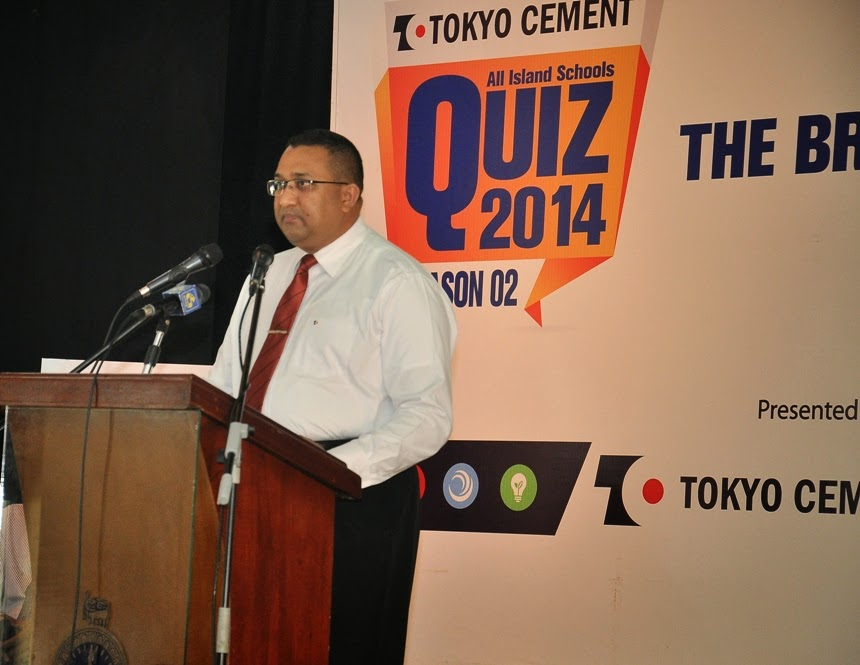 Tokyo Cement Marketing Manager Mr. Dhashantha Udawatta speaks