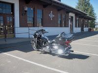 The Ride - Train Depot - Laramie WY