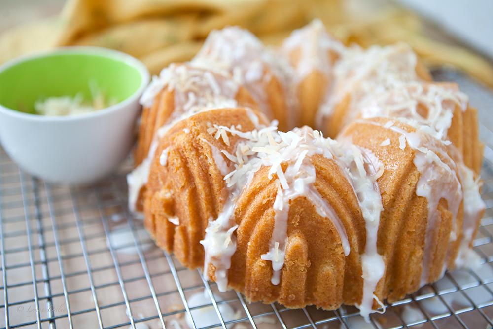 Moist Coconut Pound Cake Recipe