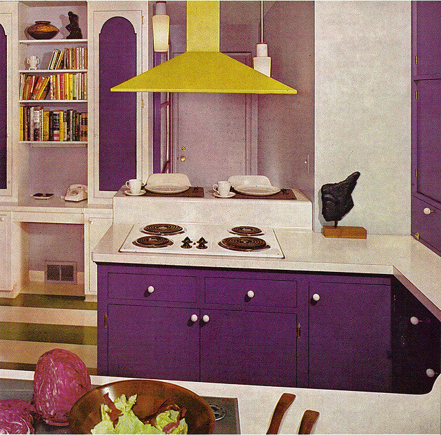 c dianne zweig kitsch 39 n stuff flashback 1970s purple. Black Bedroom Furniture Sets. Home Design Ideas
