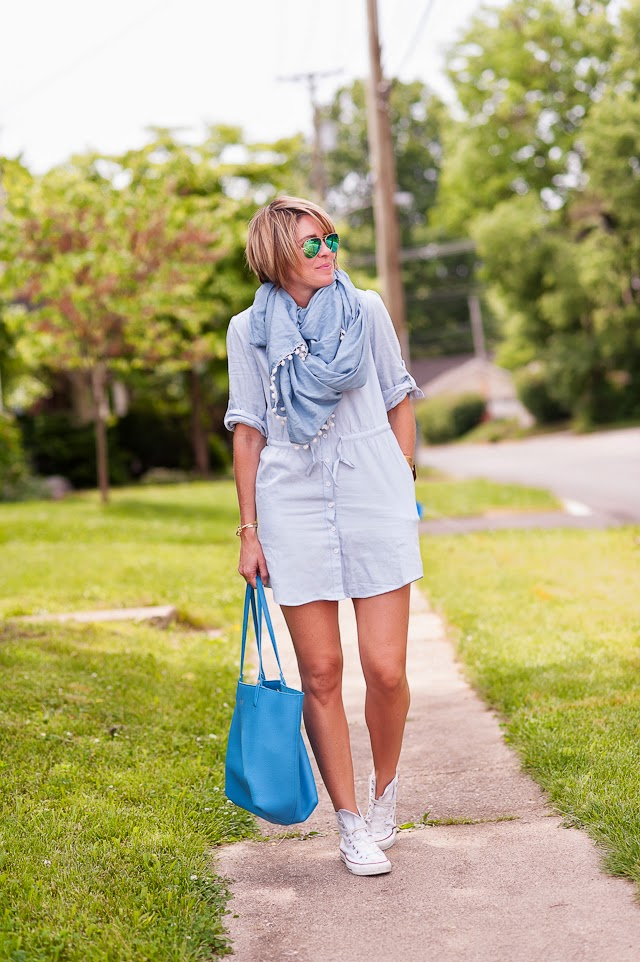 Chambray The Dress