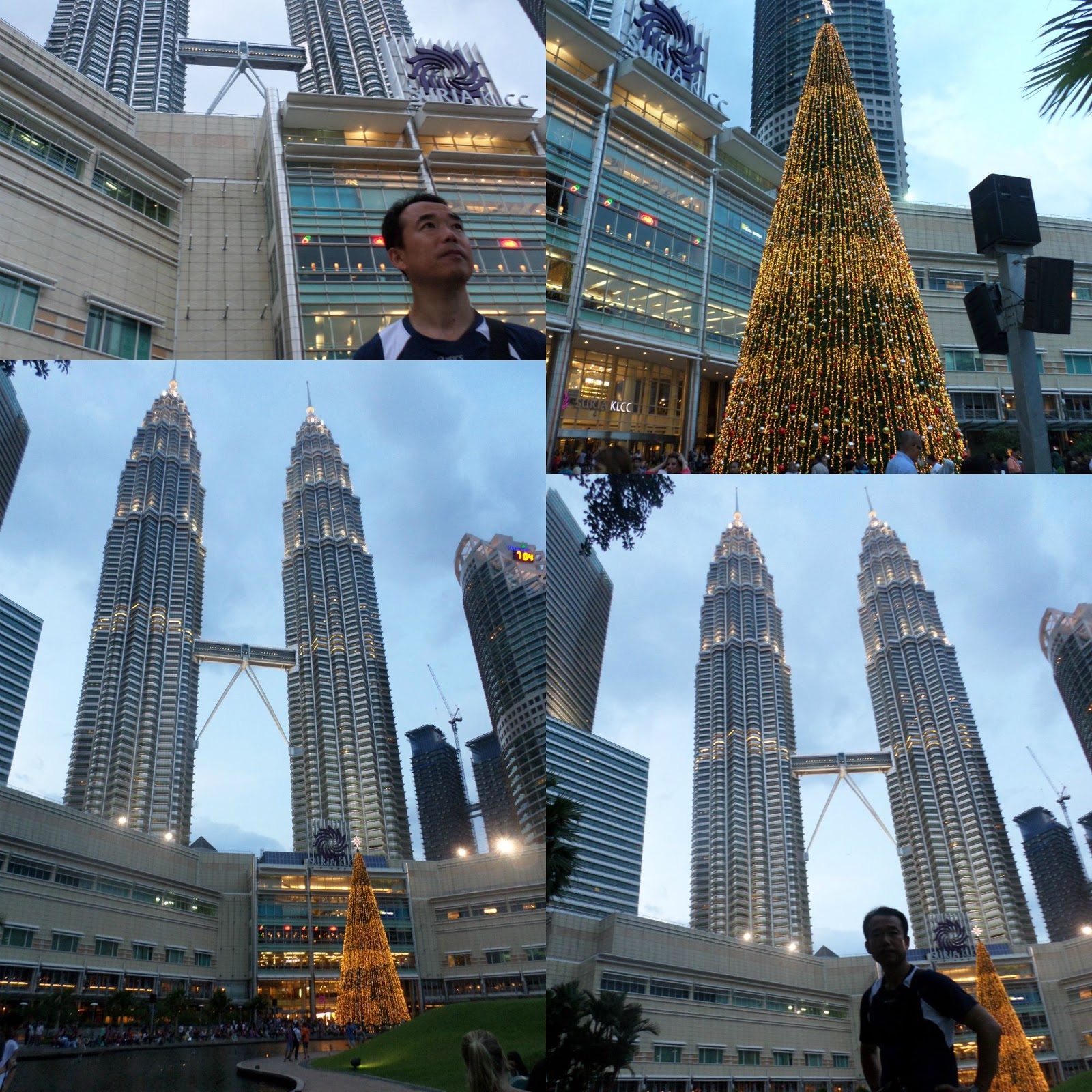 Asiancouplediary Malaysia The Petronas Twin Towers And