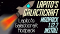 HOW TO INSTALL<br>Lapito&#39;s Galacticraft Modpack [<b>1.12.2</b>]<br>▽