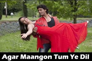 Agar Maangon Tum Ye Dil