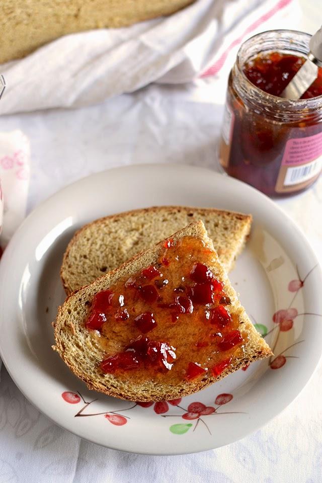 Cook's Hideout: Swedish Limpa (Rye Bread)