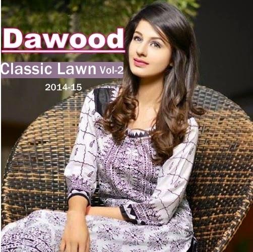 Dawood Classic Lawn 2014 Vol-2