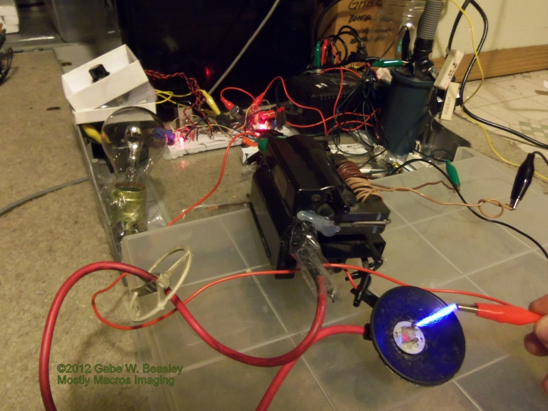 how to make a flyback transformer