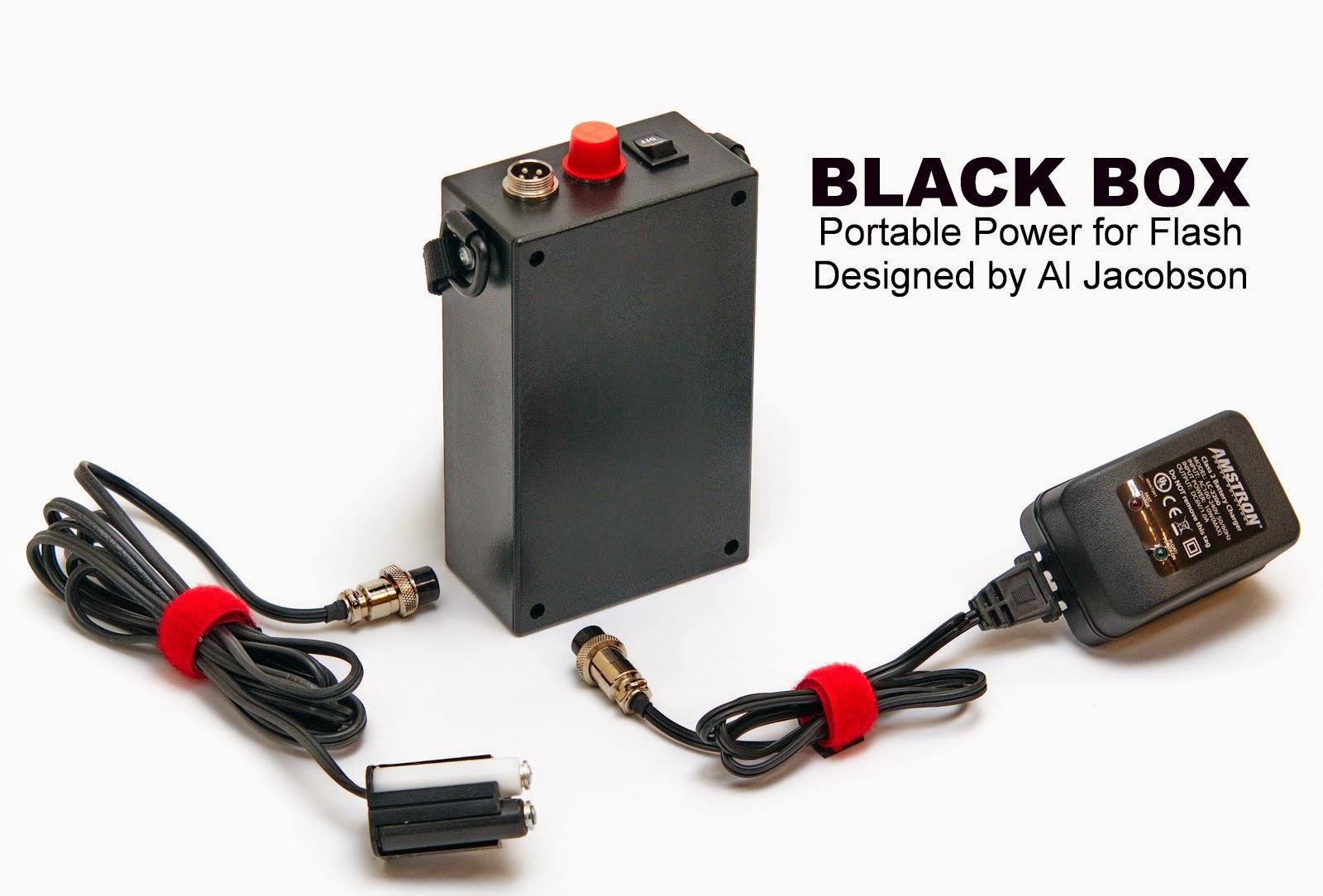 BLACK BOX PORTABLE POWER