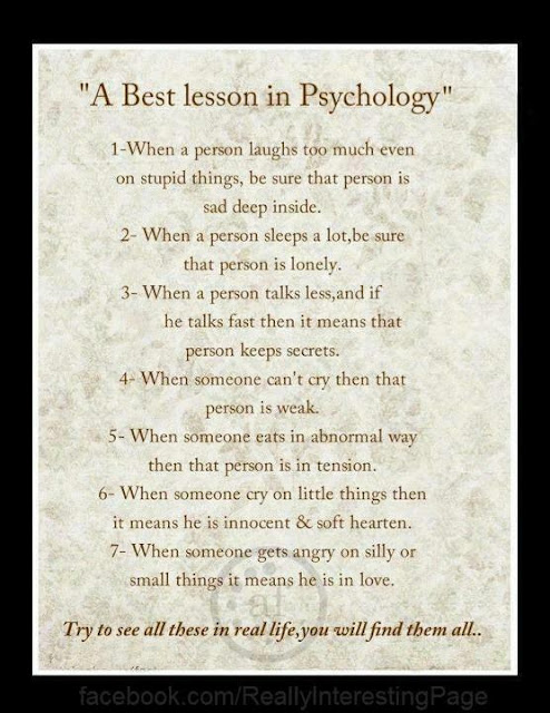 A Best Lesson in Psychology Image