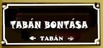 TABÁN BONTÁSA