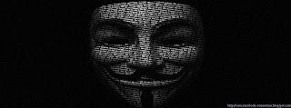 une couverture Facebook anonymous