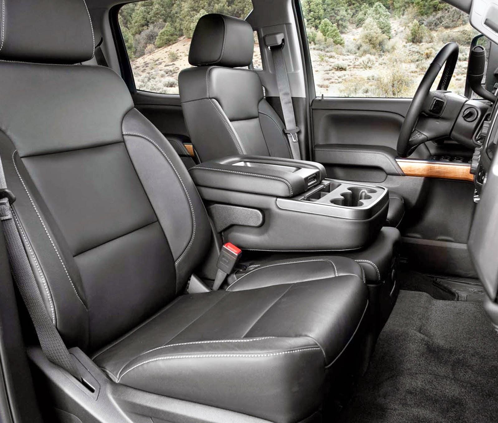 silverado seat covers
