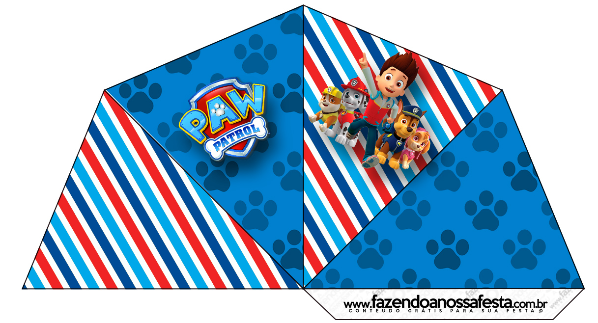 Paw Patrol: Free Party Printables. | Is it for PARTIES? Is it FREE? Is ...