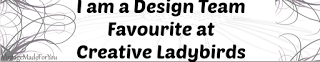 DT Favourite at Creative Ladybirds